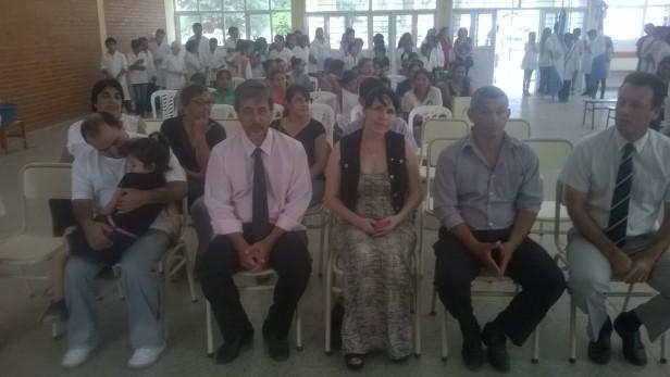 Acto Regional Apertura Ciclo Lectivo 2015 en Fuerte Esperanza