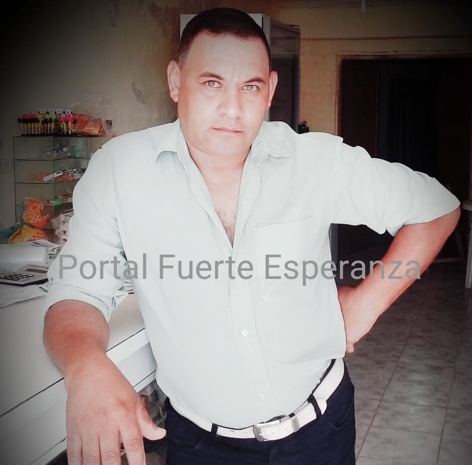 Daniel González Pre-candidato a Intendente por Fuerte Esperanza y Comandancia Frías.
