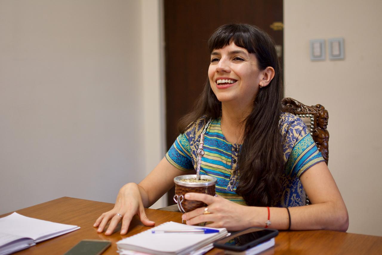 Analía Rach Quiroga: Mujer, madre y funcionaria
