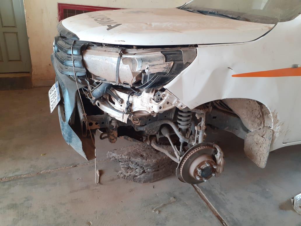 Emergencia Sanitaria: Reparación gratis de las ambulancias del Chaco