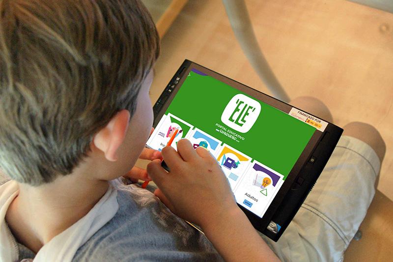 Fuerte Esperanza: ELE, la plataforma virtual educativa del Chaco
