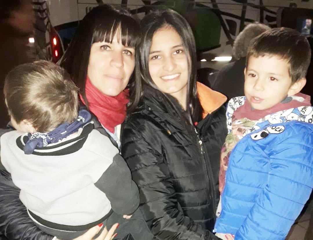 Ines Ortega otro de los Pilares de Fuerte Esperanza   Día Internacional de la Mujer