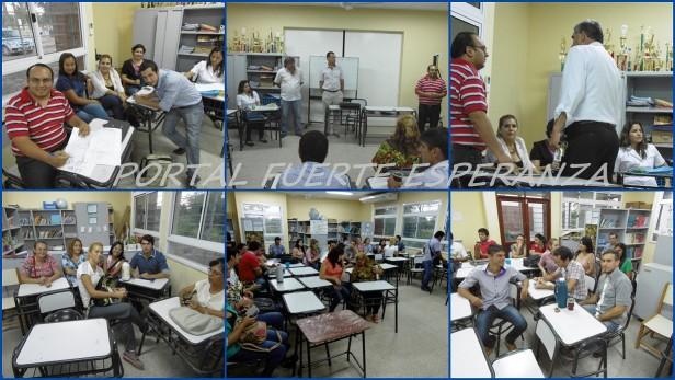 Designaciones docentes en el Terciario de Fuerte Esperanza