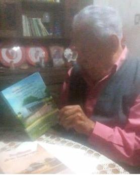 """PUERTO VILELAS: SILVESTRE """"SILVER"""" OLIVAREZ PRESENTA SU SEGUNDA CREACIÓN LITERARIA"""