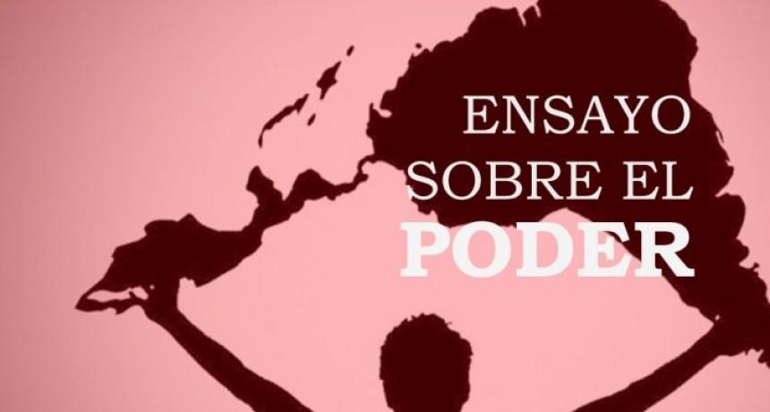 ENSAYO SOBRE EL PODER por German Perelli