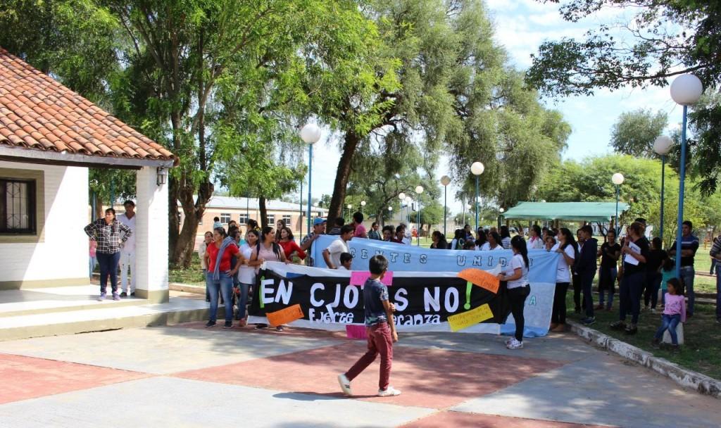 CHACO: Buscarán reemplazo para docentes que hagan paro y podrían extender el calendario escolar