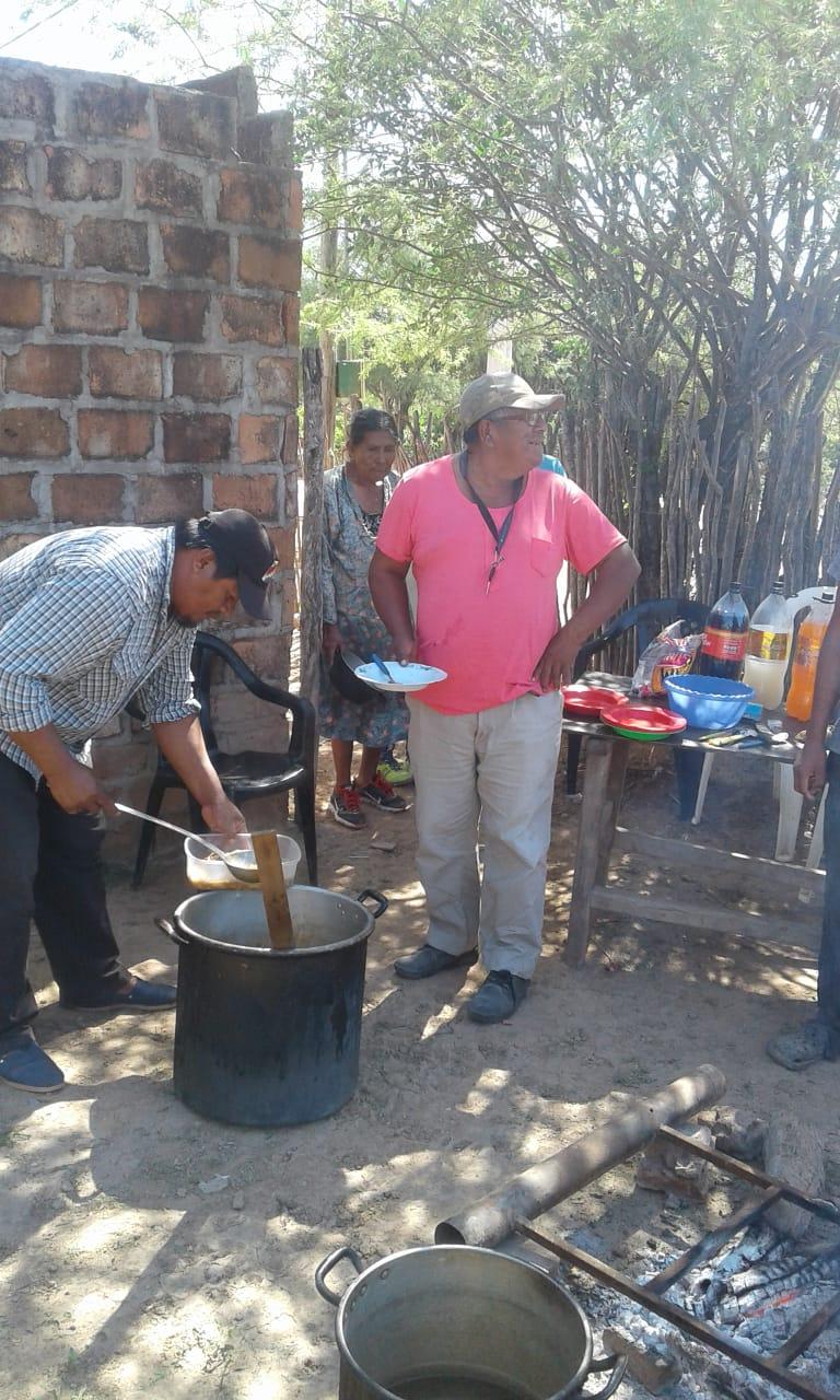 Comandancia Frías: Comunidad Originaria de Etnia Wichí sufre hambre