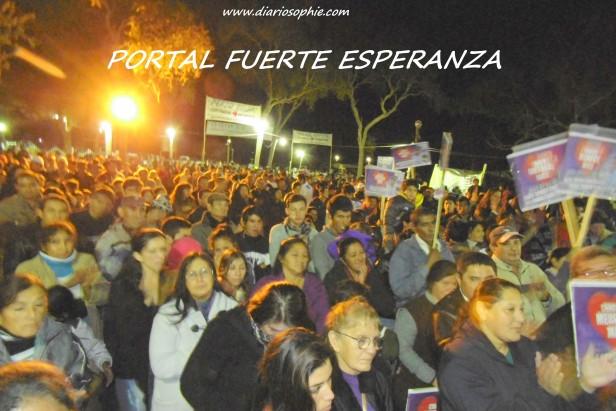 """""""Mingo"""" Peppo y """"Bulinky"""" Correa colapsaron El Impenetrable"""