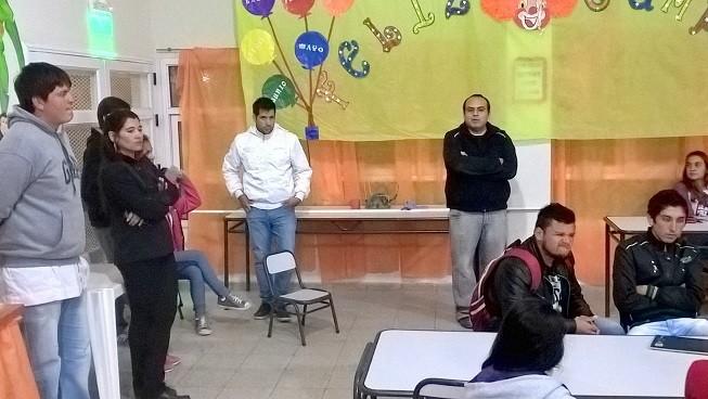 El Centro de Estudiantes Alcanzó su Objetivo