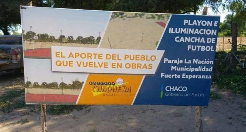 INAUGURACIONES EN COMANDANCIA FRÍAS Y PARAJE LA NACIÓN