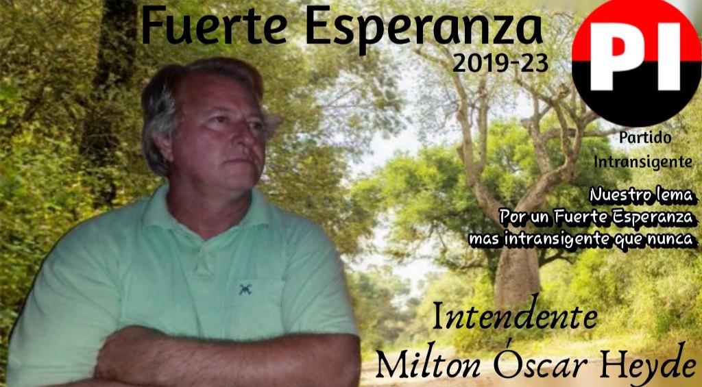 El spot de Milton Heyde 2019