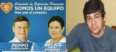 La Intendente Peppista de La Tigra Alba Sanchez otra vez a la Justicia.