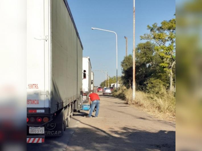 Cerraron los pasos limítrofes con Santiago del Estero por rutas 16 y 89