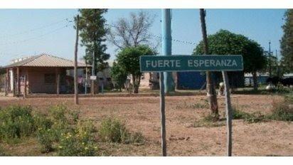 Fuerte Esperanza, un País aparte, ¿Un nuevo país en el Mundo?