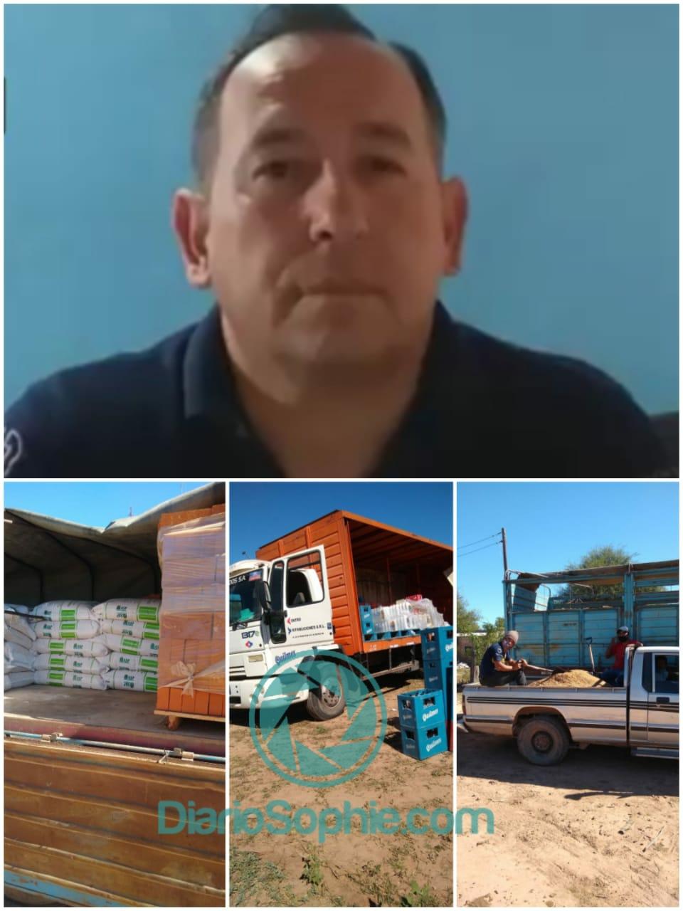 Le Mojaron la Oreja al Comisario Paredes: Transportistas enojados e indignados | Textuales palabras de los protagonistas