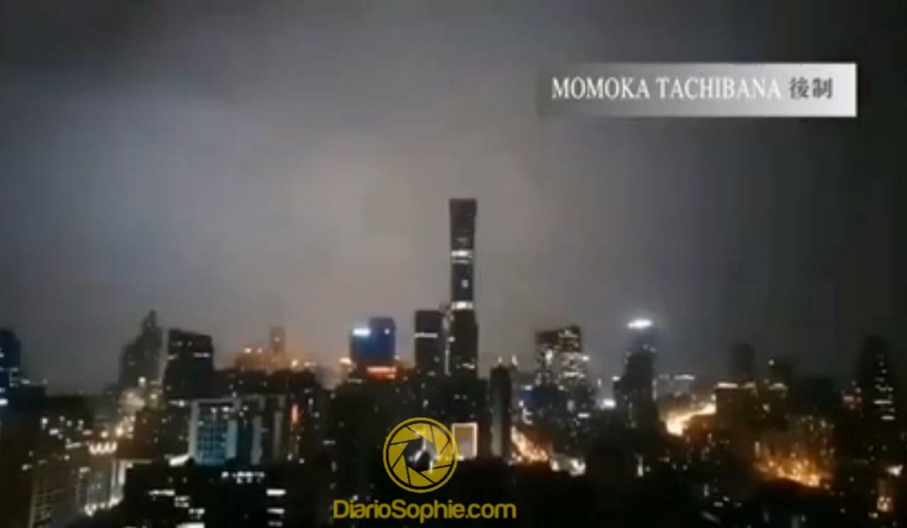 El día que el cielo de Pekín (China) quedó completamente negro a las 4 de la tarde