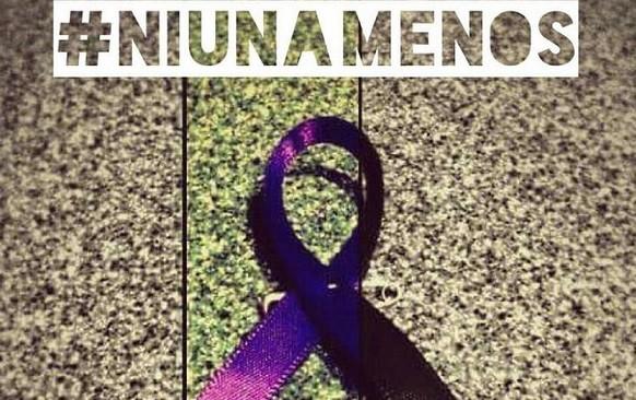 """Hoy """"Ni una Menos"""" en Fuerte Esperanza"""