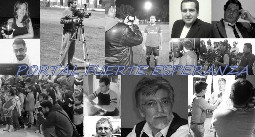 Feliz Día a Todos los Periodistas