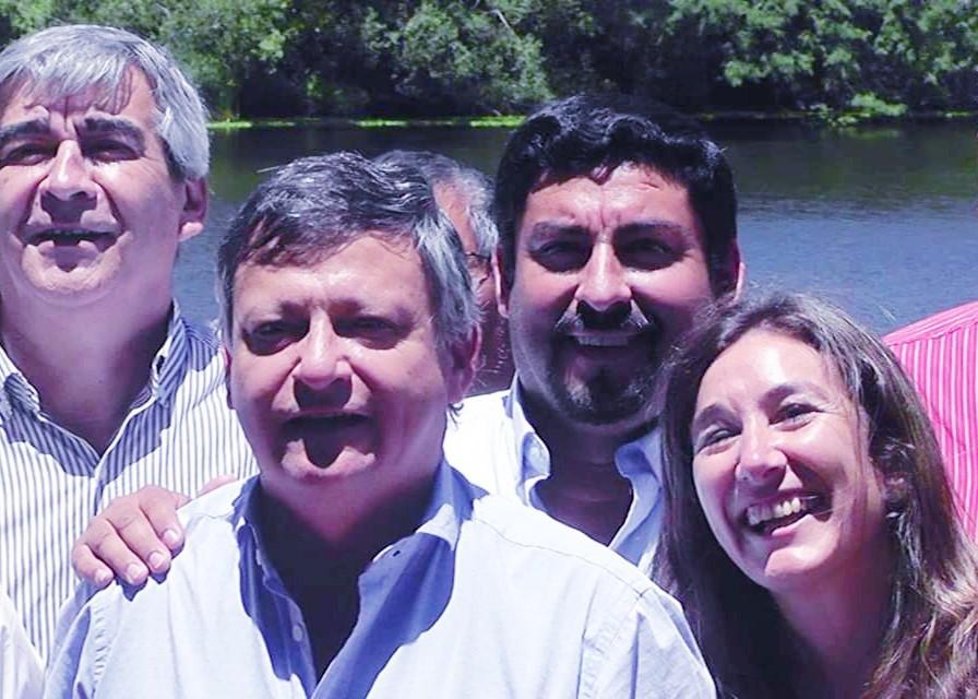 Walter Correa va por la Reelección a Intendente de Fuerte Esperanza