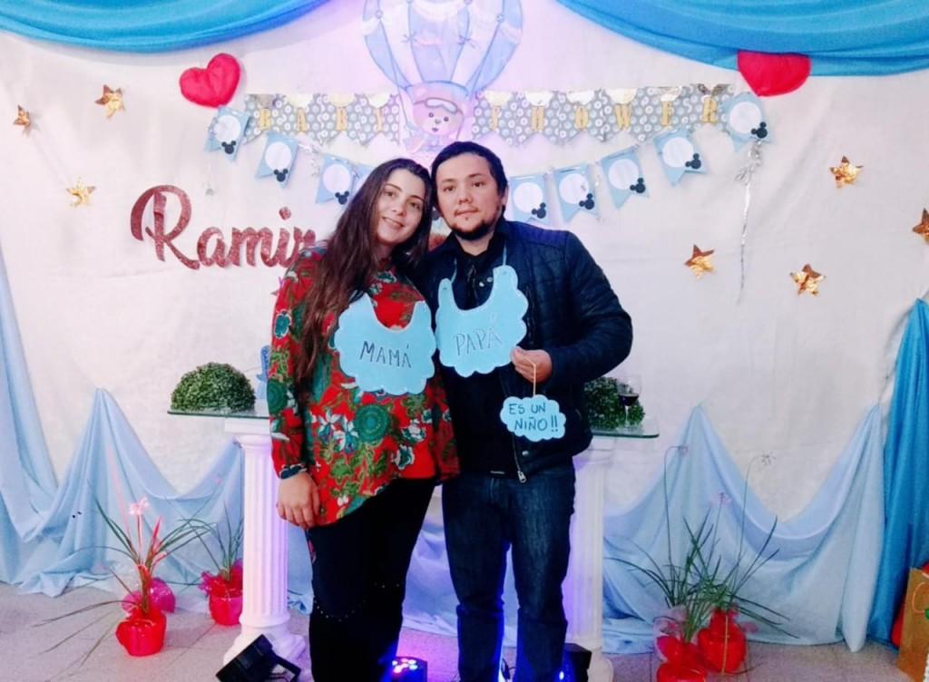 Ramiro: Un Baby Shower con un nombre Homenaje
