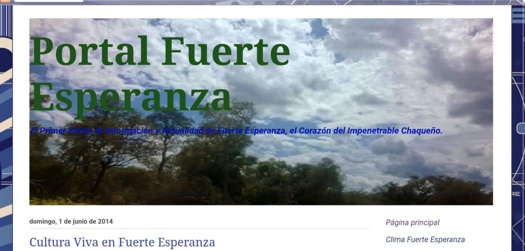 Feliz Aniversario Portal Fuerte Esperanza |2014/2020