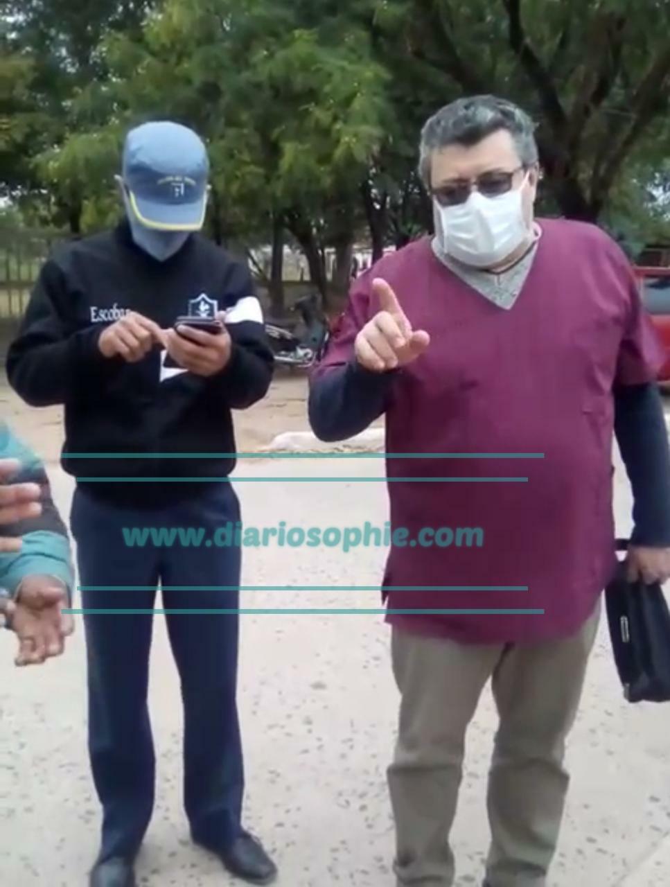 Miraflores: Grupos Originarios y Criollos indignados con el Director del Hospital   ¿Cuál es la reflexión de todo esto?