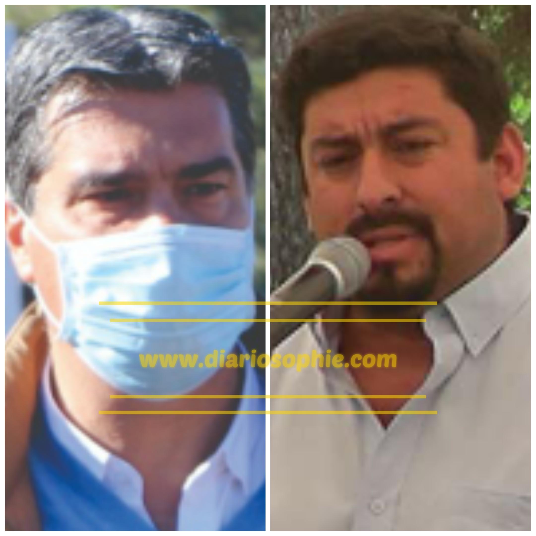 RESPALDO DE INTENDENTES Y CONCEJALES DEL FRENTE CHAQUEÑO AL GOBERNADOR JORGE MILTON CAPITANICH