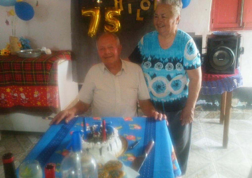 Feliz Cumpleaños Juan Milcíades Baez | 75 Años