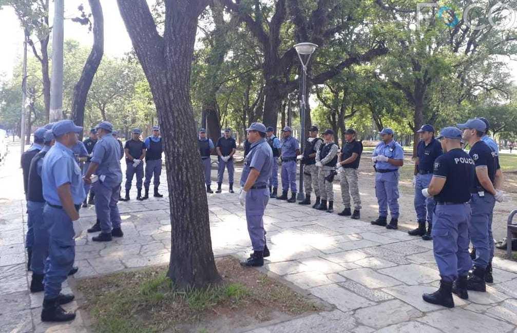 Con ascensos, la Policía del Chaco conmemora su 67º aniversario
