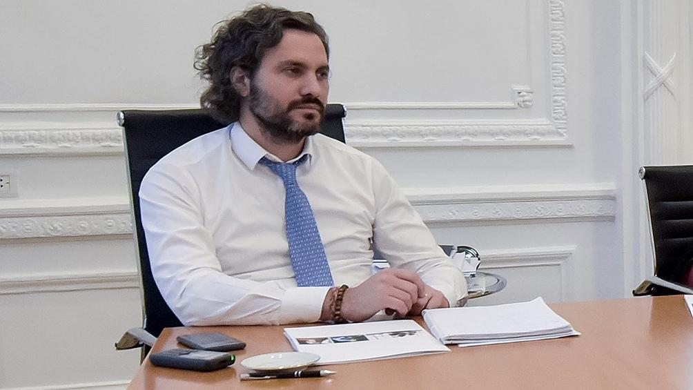 Santiago Cafiero pidió: no perder el hábito de la lectura, en el Día Nacional del Libro.