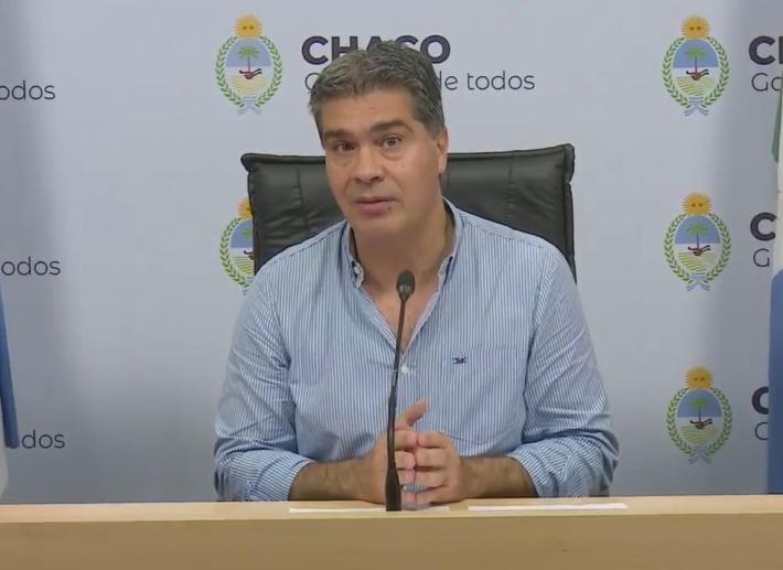 El cronograma de pago del aguinaldo comenzará el lunes, anunció Capitanich