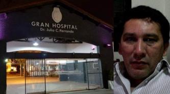 El Coronavirus se llevó a nuestro primer héroe: El Doctor Duré falleció en el Hospital Perrando