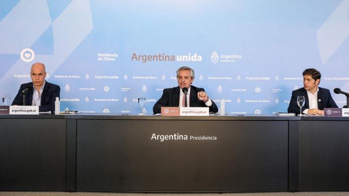 Cómo será la estricta cuarentena de 15 días que anunciará Alberto Fernández