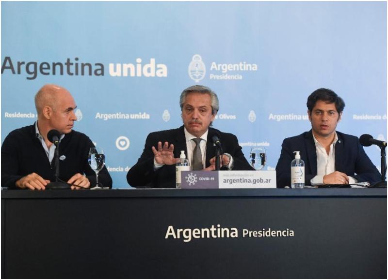 Nueva etapa de cuarentena: Buenos Aires y el Chaco serían las únicas zonas que no tendrán flexibilización
