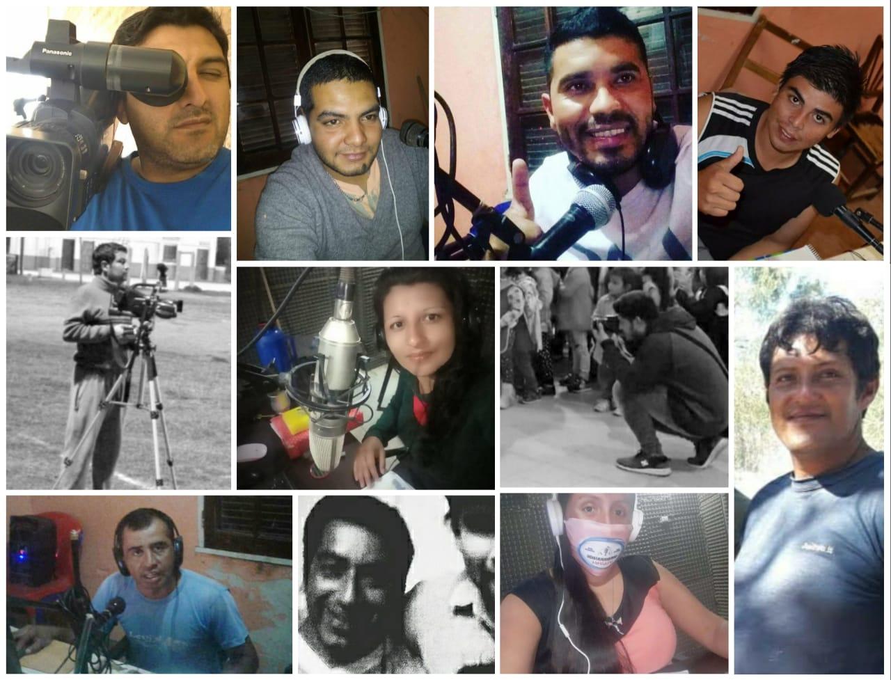 Feliz Día a Todos los Periodistas | Tiempos de Pandemia, ellos nos informan