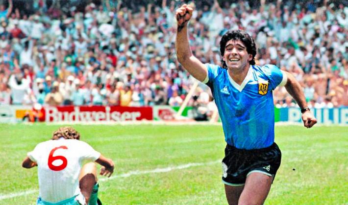 Llega *Constelación M-10*, un recorrido virtual sobre la vida de Diego Armando Maradona.