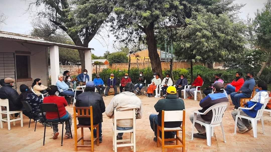 Comunidad Wichí: Repudiamos al Grupo de la Fundación *ACERCA*.