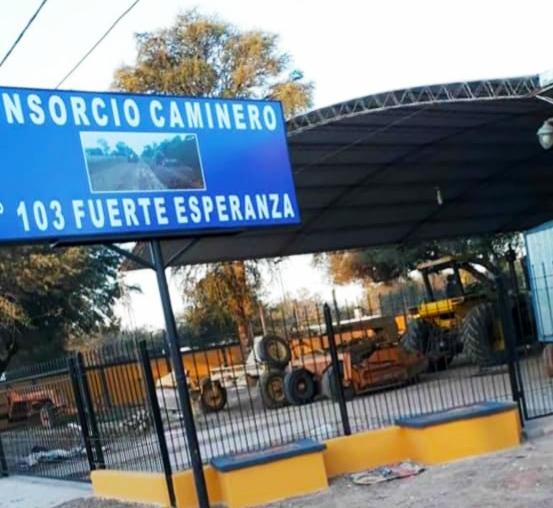 30 Aniversarios del Consorcio Caminero N° 103 *Fuerte Esperanza*.