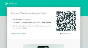 Se podrá chatear en WhatsApp con el celular apagado