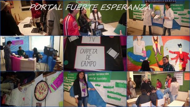 Escuelas en Ferias- EES N° 136 Instancia local 2015