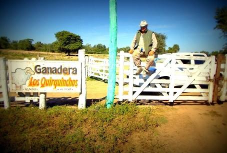 """Gran Remate en Ganadera """"Los Quirquinchos"""""""