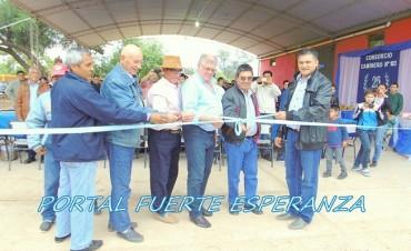 """Bodas de Plata del Consorcio Caminero N° 103 """"Fuerte Esperanza"""""""