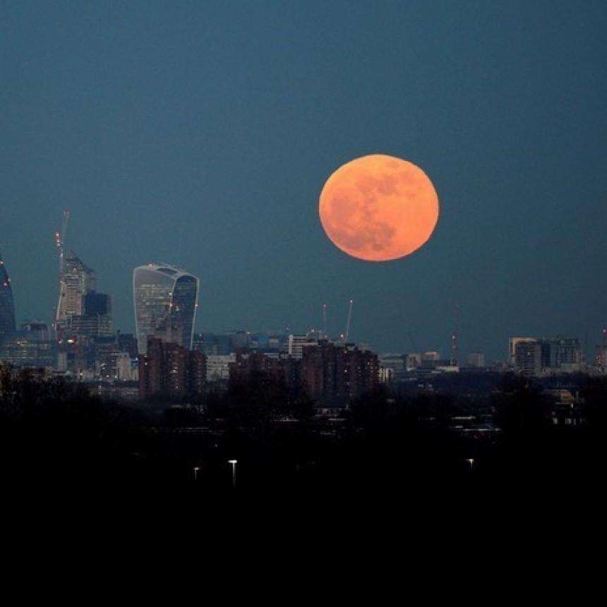 Luna de sangre: cuenta regresiva para el eclipse más largo del siglo