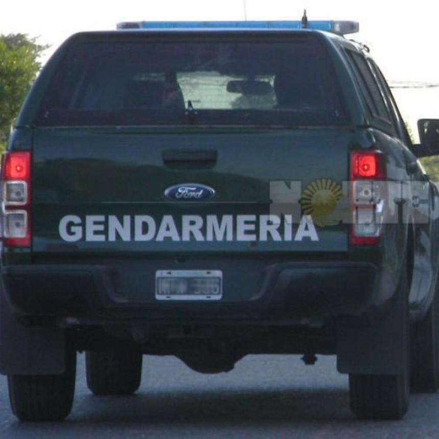 Gendarmería detuvo al hombre que habría atropellado a dos efectivos en El Impenetrable