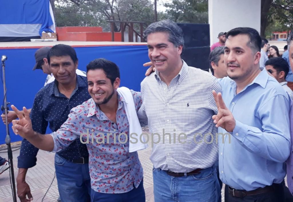 Rafael Frías se posiciona en Miraflores