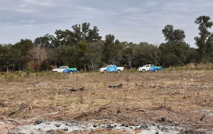 Desmontaron ilegalmente más de 160 hectáreas en el sudoeste de Chaco