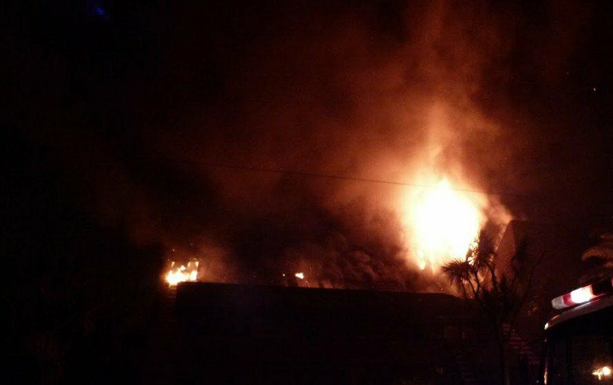 Wichí: Un joven fue encontrado calcinado tras un incendio en una vivienda