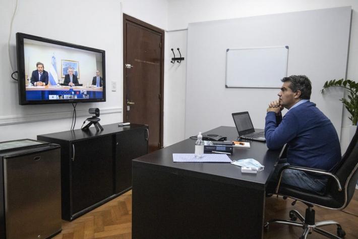 IFE: Capitanich anunció aportes para Chaco y confirmó el nuevo pago del IFE