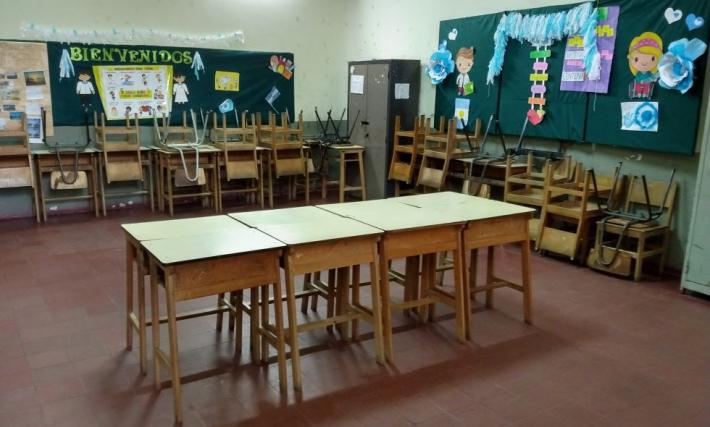 Desde Educación no se apresuran en fecha de vuelta a las aulas, pero priorizarán los fines de ciclo.
