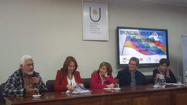 Pueblos Originarios e Interculturalidad: La UNNE cuenta con los primeros diplomados del país